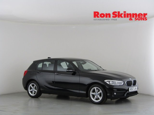 View our 2017 67 BMW 1 SERIES 1.5 116D SE BUSINESS 5d 114 BHP