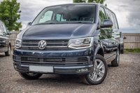 USED 2018 68 VOLKSWAGEN TRANSPORTER T32 TDI KOMBI HIGHLINE SWB DSG (AUTO) GEARBOX  204 BLUEMOTION EURO 6 LED Headlights, Electric Sunroof, Sat Nav (Discovery Media), Electric Folding Mirrors, Comfort Dash, Front & Rear Parking Sensors, Rear Parking Camera, Heated Seats, Cab Carpet,  Twin Sliding Doors with Power Latch to both Side Doors. ULEZ