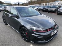 USED 2016 66 VOLKSWAGEN GOLF 2.0 GTI CLUBSPORT EDITION 40 DSG 5d AUTO 261 BHP Ultimate factory GTi Model with 286bhp on Overboost, revised Chassis & more