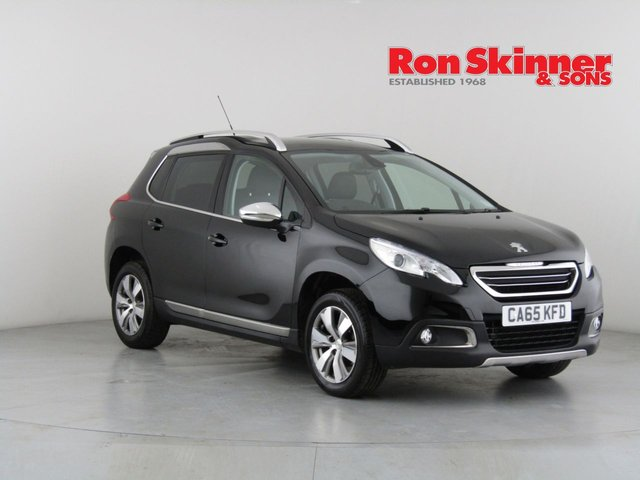 View our 2016 65 PEUGEOT 2008 1.2 S/S ALLURE 5d 82 BHP