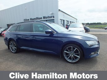 2016 SKODA SUPERB 1.6 SE BUSINESS TDI GREENLINE 5d 118 BHP £11995.00