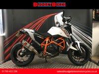 USED 2014 64 KTM DUKE 690cc 690 DUKE 14