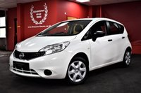 USED 2015 15 NISSAN NOTE 1.5 DCI VISIA 5d 90 BHP