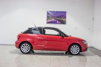 USED 2010 60 AUDI A1 1.4 TFSI SPORT 3d 122 BHP MARCH 2020 MOT & Just Been Serviced, DAB Digital Radio, Front Sport Seats, Multifunction Steering Wheel, Isofix Prep & More