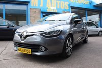 2014 RENAULT CLIO 0.9 DYNAMIQUE S MEDIANAV ENERGY TCE S/S 5dr 90 BHP £6995.00