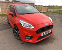 USED 2018 18 FORD FIESTA 1.0 ST-LINE 3d 124 BHP