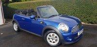 2013 MINI CONVERTIBLE 1.6 COOPER 2d AUTO 122 BHP £8995.00