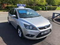 USED 2008 FORD FOCUS 1.6 ZETEC 5d 100 BHP ESTABLISHED FOR 26 YEARS.