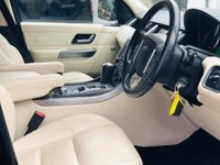 USED 2007 07 LAND ROVER RANGE ROVER SPORT 4.2 V8 S/C PREMIUM EDITION 5d AUTO 385 BHP