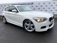 USED 2013 13 BMW 1 SERIES 116d M Sport Sports Hatch 3 DOOR 2.0 117BHP M SPORT, PRIVACY, COMFORT PK