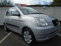USED 2004 54 KIA PICANTO 1.0 GS 5d 60 BHP GUARANTEED TO BEAT ANY 'WE BUY ANY CAR' VALUATION ON YOUR PART EXCHANGE