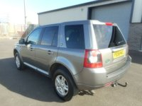 USED 2008 58 LAND ROVER FREELANDER 2.2 S 1d AUTO 159 BHP 165000 MILES
