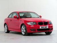 2011 BMW 1 SERIES 2.0 120I SPORT 2d 168 BHP £7318.00