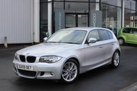 USED 2009 BMW 1 SERIES 2.0 118i M Sport 5dr