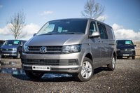 USED 2018 68 VOLKSWAGEN TRANSPORTER T32 TDI HIGHLINE KOMBI LWB  DSG (AUTO) GEARBOX  150 BLUEMOTION EURO 6 £4000 WORTH OF EXTRAS!