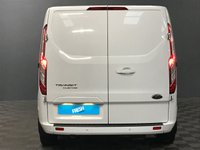 USED 2016 66 FORD TRANSIT CUSTOM 2.0 290 LIMITED L1H1 DCIV Crew Van * 0% Deposit Finance Available