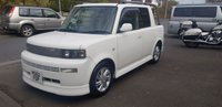 USED 2003 52 TOYOTA BB 1.5 Pick Up Beach Car, RARE IMPORT