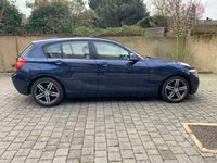 USED 2012 61 BMW 1 SERIES 2.0 118D SE 5d AUTO 141 BHP Full Leather Interior, Cruise, Warranty, MOT, Finance