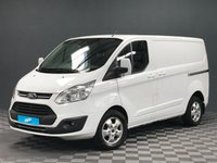 USED 2016 66 FORD TRANSIT CUSTOM 2.0 290 LIMITED L1H1 * 0% Deposit Finance Available