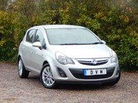 2014 VAUXHALL CORSA 1.4 SE 5d 98 BHP £5270.00