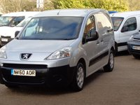 USED 2010 60 PEUGEOT PARTNER 1.6 HDI PROFESSIONAL 625 1d 75 BHP