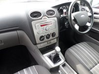 USED 2009 09 FORD FOCUS 1.6 STYLE TDCI 5d 90 BHP