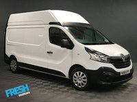 USED 2016 66 RENAULT TRAFIC 1.6 LH29 BUSINESS ENERGY DCI L2H2 * 0% Deposit Finance Available