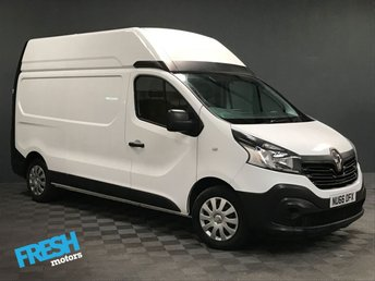 2016 RENAULT TRAFIC 1.6 LH29 BUSINESS ENERGY DCI L2H2 £10185.00