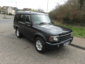 2003 LAND ROVER DISCOVERY 2.5 TD5 GS 4x4 7 seat Diesel £3995.00