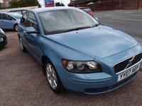 2007 VOLVO S40 2.0 S D 4d 135 BHP £2695.00