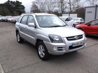 USED 2008 08 KIA SPORTAGE 2.0 XS CRDI 5d 139 BHP ****Great Value car with excellent service history****