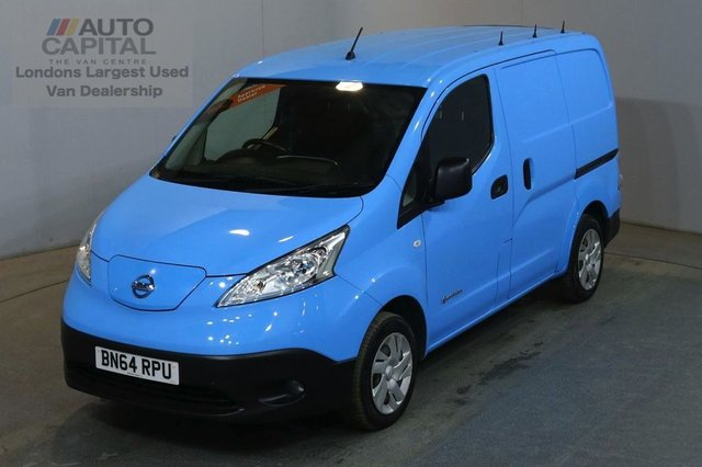 2014 64 NISSAN NV200 0.0 E ACENTA RAPID PLUS 6d AUTO 108 BHP AIR CON VAN FULL ELECTRIC FREE ROAD TAX