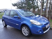 USED 2010 10 RENAULT CLIO 1.5 DYNAMIQUE TOMTOM DCI 3d 86 BHP