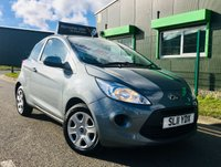 2011 FORD KA 1.2 EDGE 3 DOOR EDGE, Only 27,000 miles with full dealer history £3995.00