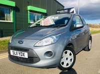 USED 2011 11 FORD KA 1.2 EDGE 3 DOOR EDGE, Only 27,000 miles with full dealer history