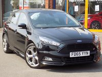 USED 2015 65 FORD FOCUS 2.0 TDCi ST-1 5dr ** Bluetooth + DAB + Air Con **