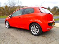 USED 2012 61 FIAT PUNTO EVO 1.2 MYLIFE 3d 68 BHP ** 2 PREVIOUS OWNERS , LOW TAX , LOW INSURANCE GROUP 6 **