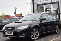 USED 2010 59 SUBARU LEGACY 2.0 R SPORTS TOURER BOXER AWD 5d 150 BHP Full Service History With 8 Stamps and New MOT