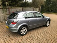 USED 2010 10 VAUXHALL ASTRA 1.4 SXI 16V 5d 90 BHP LOW MILEAGE + FULL SERVICE HISTORY