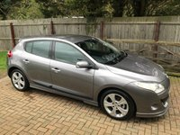 USED 2009 09 RENAULT MEGANE 1.5 DYNAMIQUE DCI 5d 106 BHP CAMBELT REPLACED + LOTS OF SERVICE HISTORY