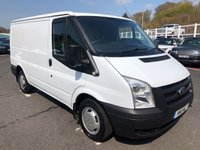 USED 2011 11 FORD TRANSIT 2.2 260 LR 1d 85 BHP 3 Seats, lined rear, clean & tidy throughout