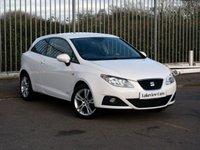 2011 SEAT IBIZA 1.4 SE COPA 3d 85 BHP £4945.00
