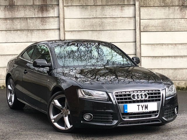 2010 Audi A5 Tdi S Line Special Edition 9750