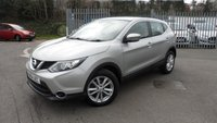 USED 2015 64 NISSAN QASHQAI 1.5 DCI ACENTA 5d 108 BHP JUST ARRIVED!!