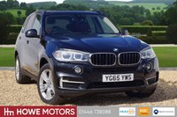 USED 2015 65 BMW X5 2.0 XDRIVE25D SE 5d AUTO 231 BHP PRO NAVIGATION HEATED LEATHER XENON DRIVING ASSISTANT DAB PDC BEAUTIFUL LEATHER FINISH WITH HEATED FRONT SEATS