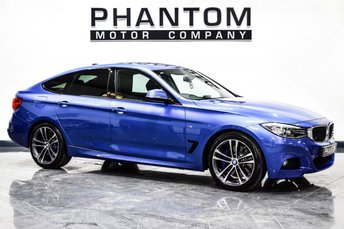 2014 BMW 3 SERIES 3.0 335D XDRIVE M SPORT GRAN TURISMO 5d AUTO 309 BHP £16990.00