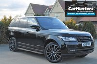 USED 2015 15 LAND ROVER RANGE ROVER 4.4 SDV8 AUTOBIOGRAPHY 5d AUTO 339 BHP