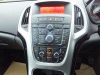 USED 2011 11 VAUXHALL ASTRA 1.4 SRI 5d 138 BHP FSH, AIR CON, AUX