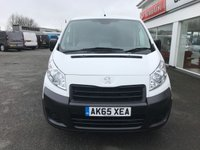 USED 2016 65 PEUGEOT EXPERT 1000 L1 H1 PROFESSIONAL 1.6 HDi 90 SWB