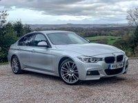2016 BMW 3 SERIES 2.0 320D M SPORT 4d 188 BHP £16885.00